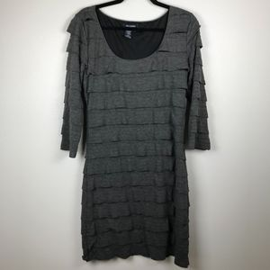3/$20 Max Edition Ruffled Tier Dress Size XL